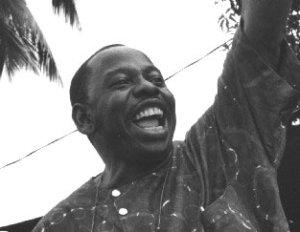 Ken Saro-Wiwa of Nigeria